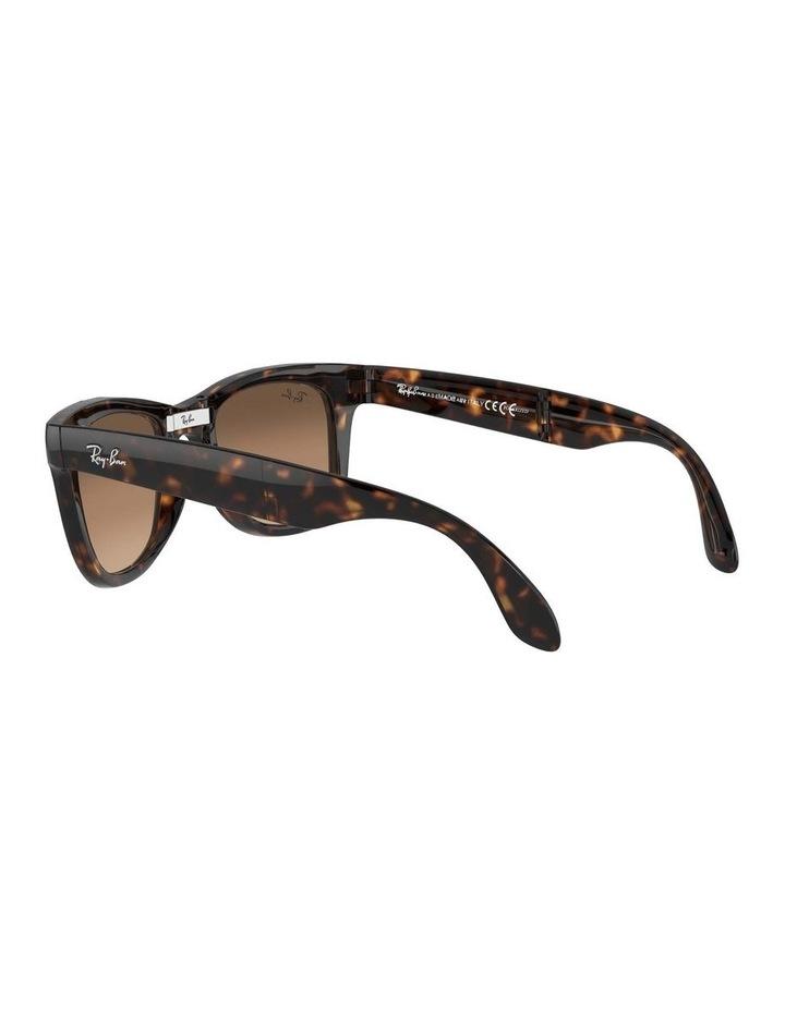 0RB4105 Folding Wayfarer 1062968009 Sunglasses image 5