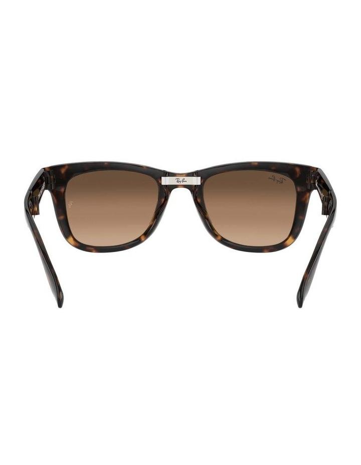 0RB4105 Folding Wayfarer 1062968009 Sunglasses image 7