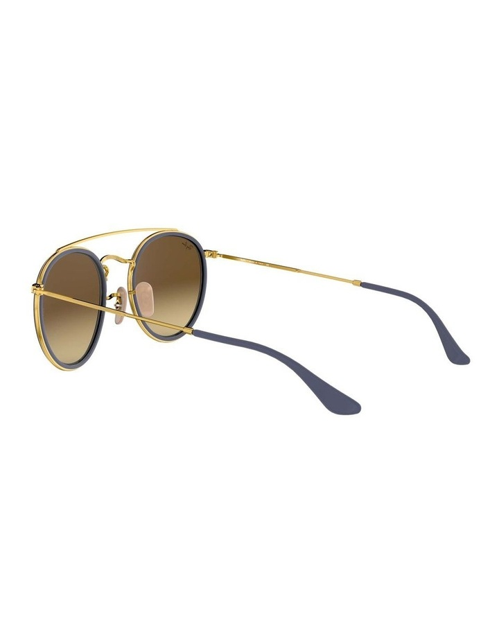 0RB3647N Round Double Bridge 1515587004 Sunglasses image 5