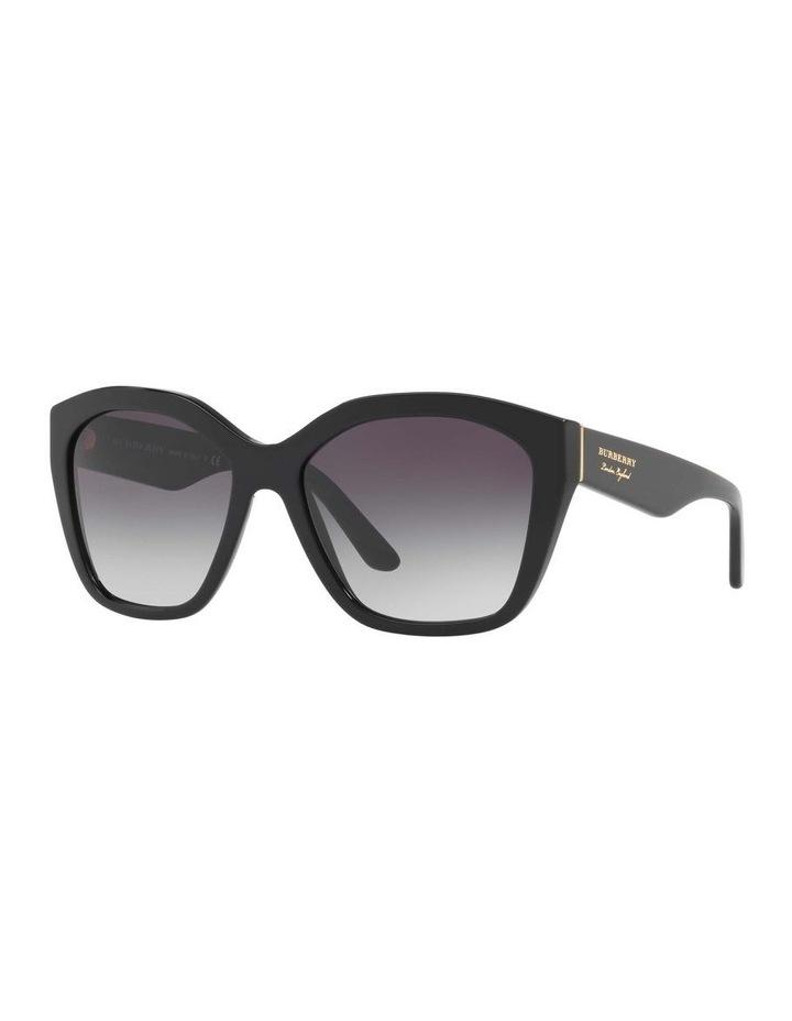 Black Cat Eye Sunglasses BE4261 412226 image 1