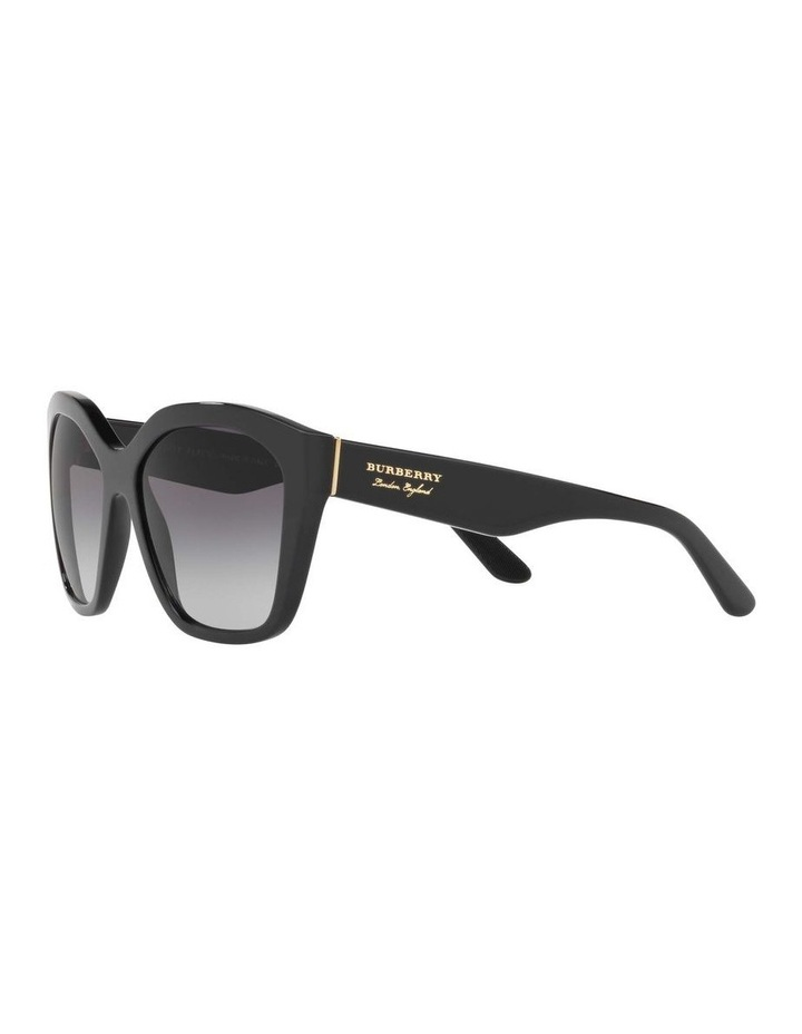 Black Cat Eye Sunglasses BE4261 412226 image 3