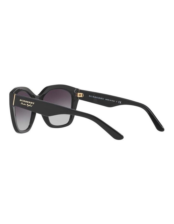 Black Cat Eye Sunglasses BE4261 412226 image 5