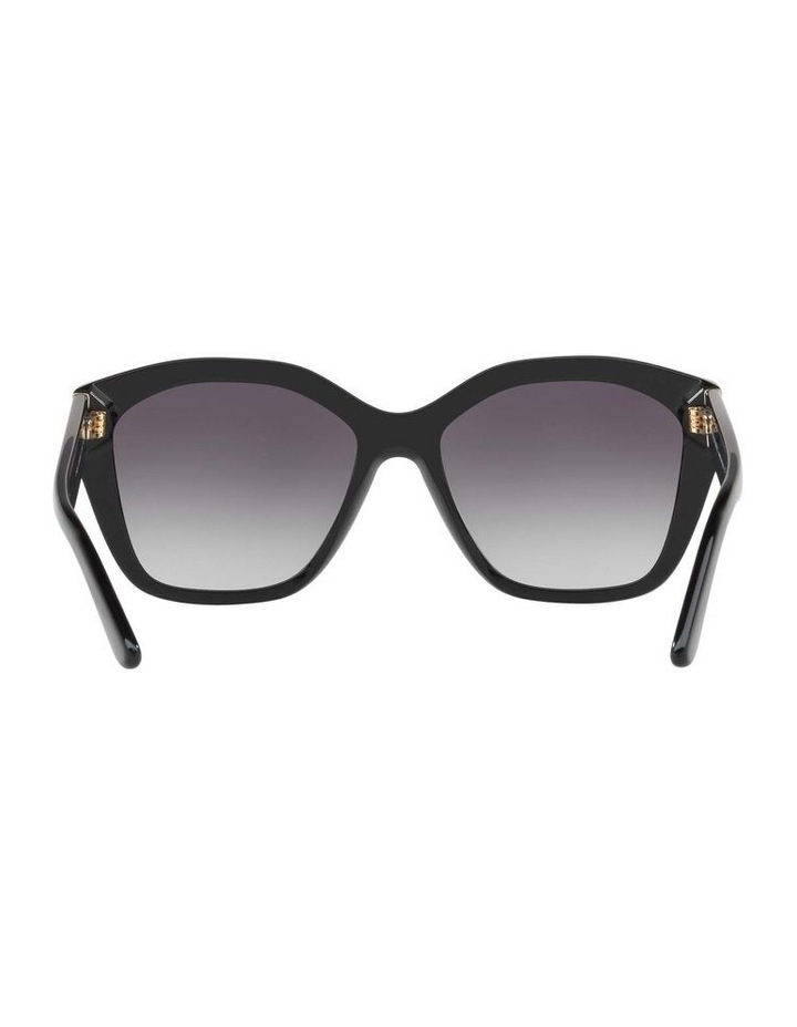 Black Cat Eye Sunglasses BE4261 412226 image 7