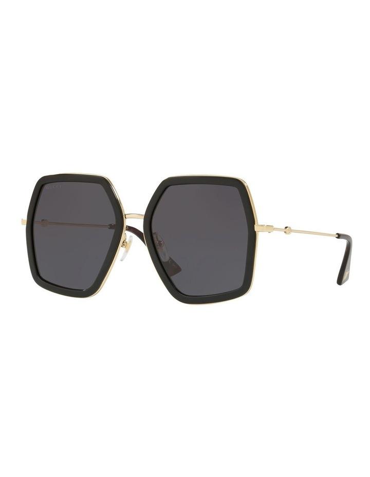 GG0106S 409507 Sunglasses image 2
