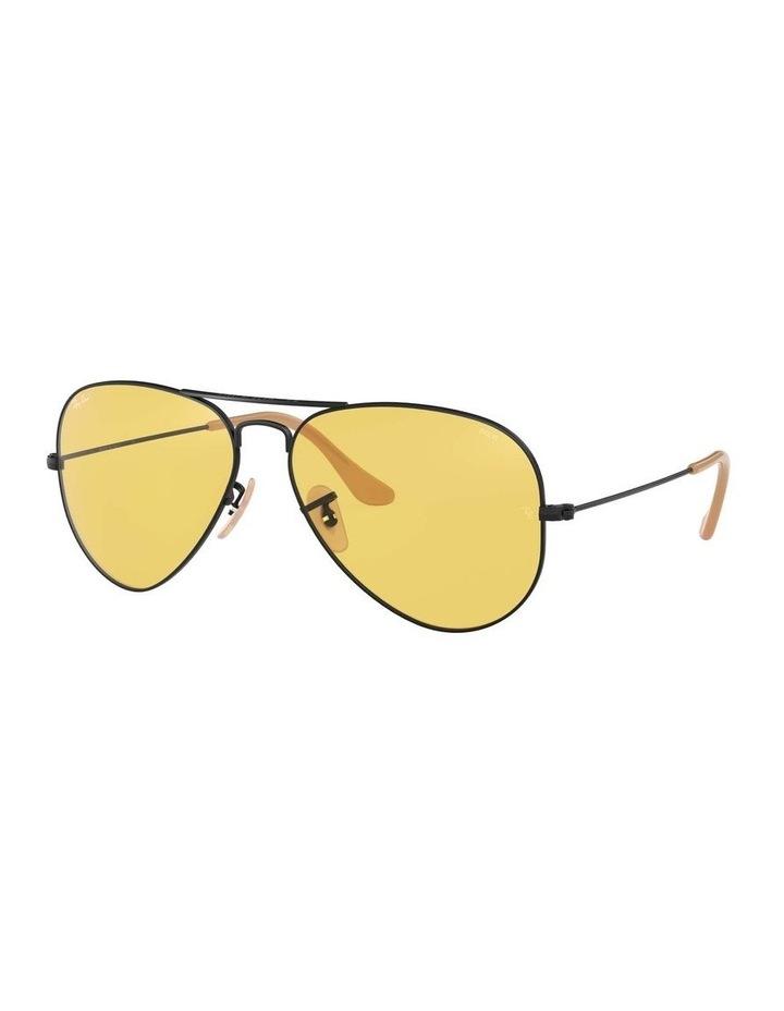 Aviator Large Metal Black Sunglasses 0RB3025 1062739132 image 1