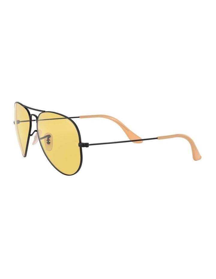 Aviator Large Metal Black Sunglasses 0RB3025 1062739132 image 3