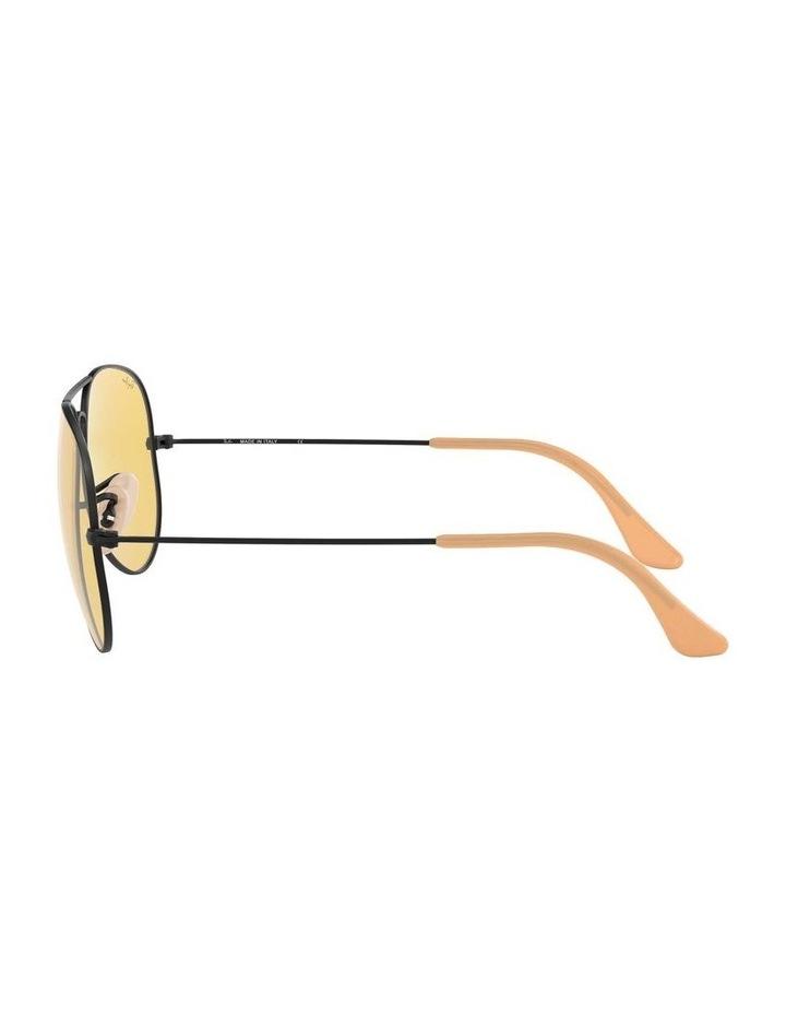 Aviator Large Metal Black Sunglasses 0RB3025 1062739132 image 4