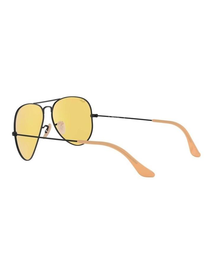 Aviator Large Metal Black Sunglasses 0RB3025 1062739132 image 5