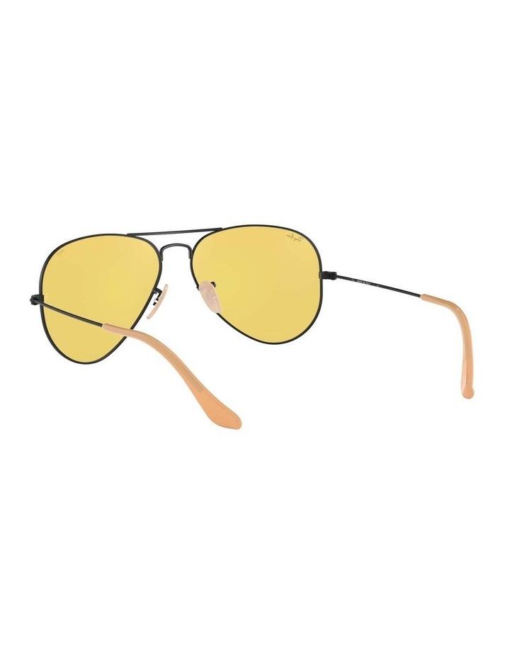 Aviator Large Metal Black Sunglasses 0RB3025 1062739132 image 6