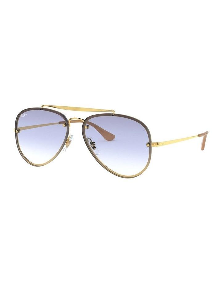 Blaze Aviator Gold Sunglasses 0RB3584N 1517197008 image 1