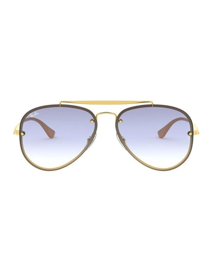 Blaze Aviator Gold Sunglasses 0RB3584N 1517197008 image 2