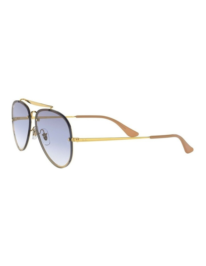 Blaze Aviator Gold Sunglasses 0RB3584N 1517197008 image 3
