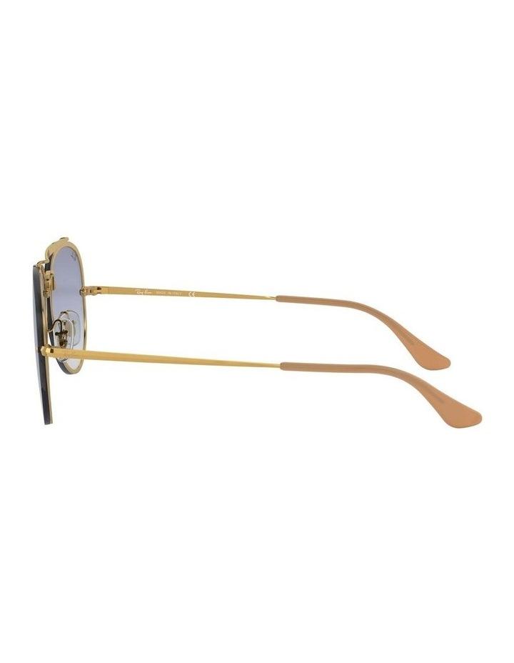 Blaze Aviator Gold Sunglasses 0RB3584N 1517197008 image 4