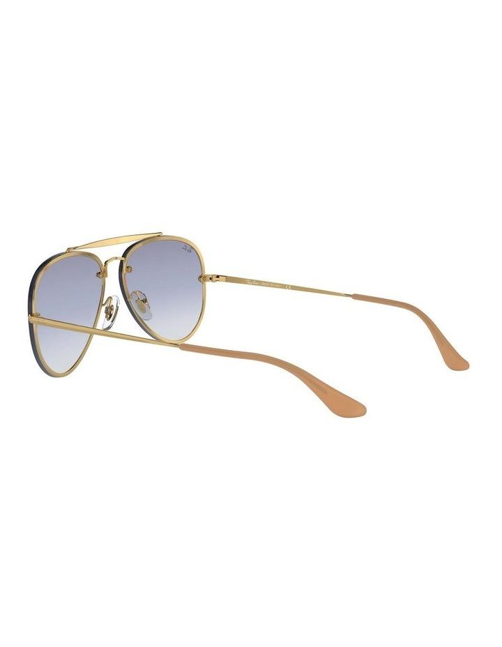 Blaze Aviator Gold Sunglasses 0RB3584N 1517197008 image 5