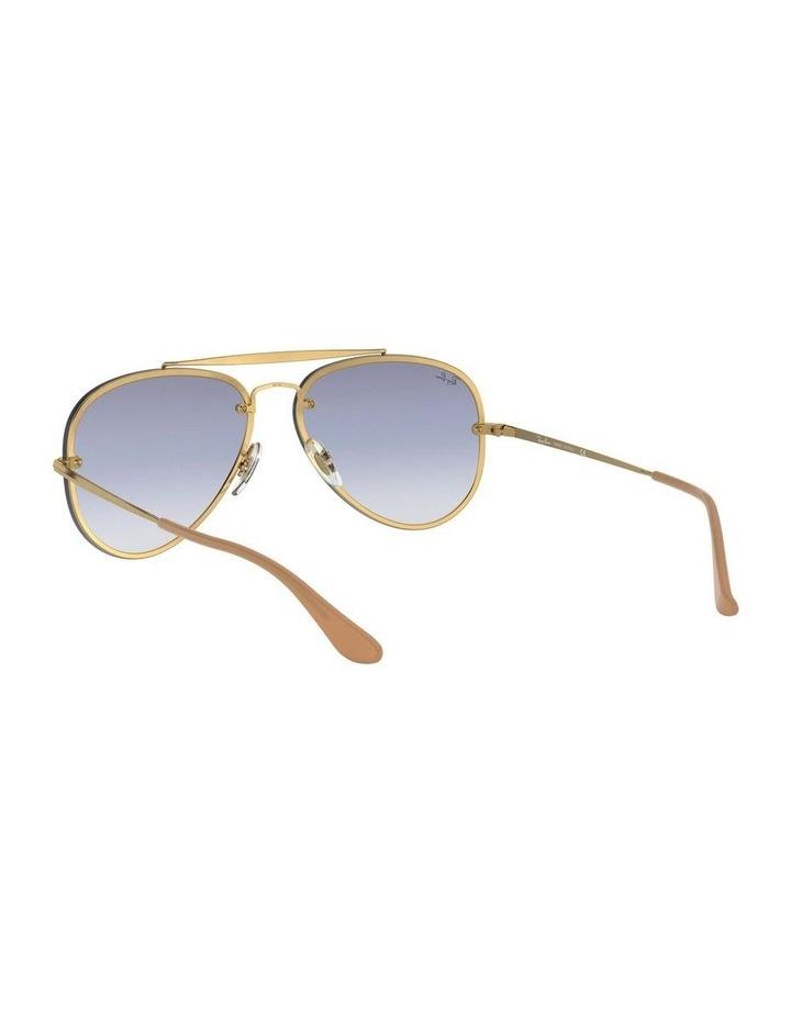 Blaze Aviator Gold Sunglasses 0RB3584N 1517197008 image 6