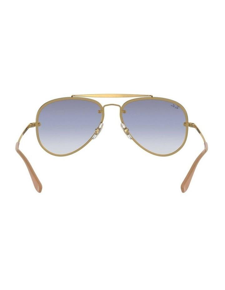 Blaze Aviator Gold Sunglasses 0RB3584N 1517197008 image 7