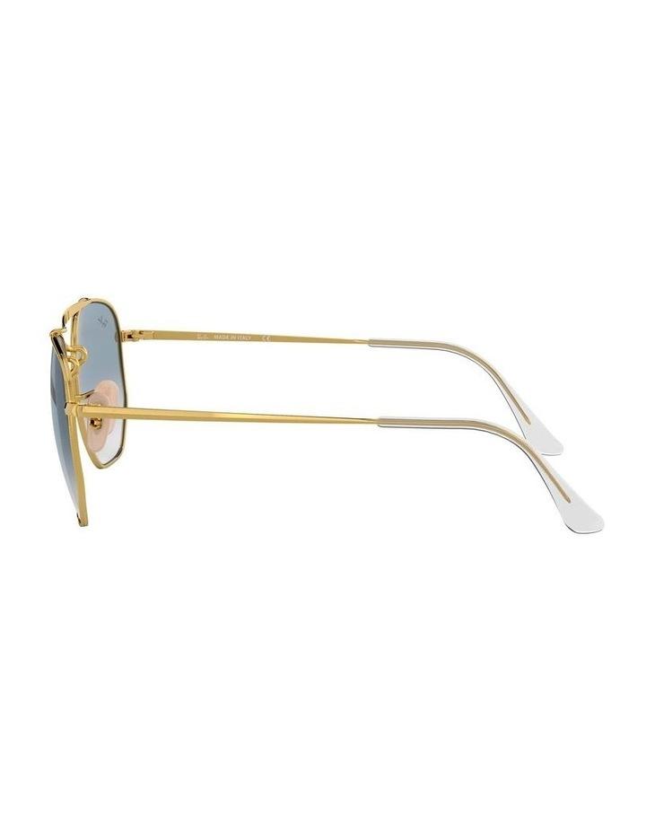 The Marshal Gold Hexagonal Sunglasses 0RB3648 1517424002 image 4
