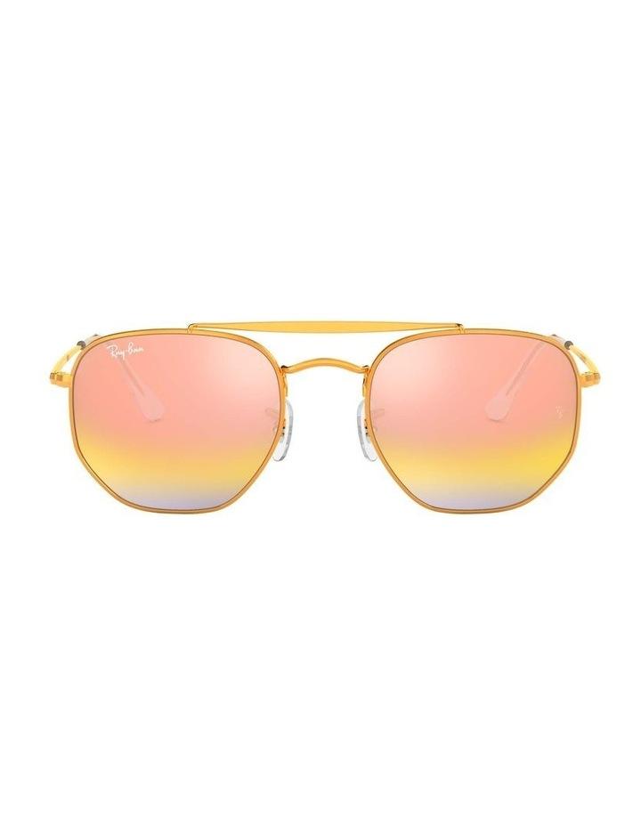 The Marshal Copper Hexagonal Sunglasses 0RB3648 1517424007 image 2