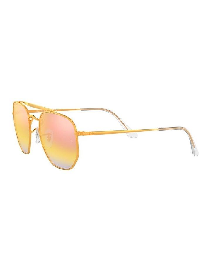 The Marshal Copper Hexagonal Sunglasses 0RB3648 1517424007 image 3