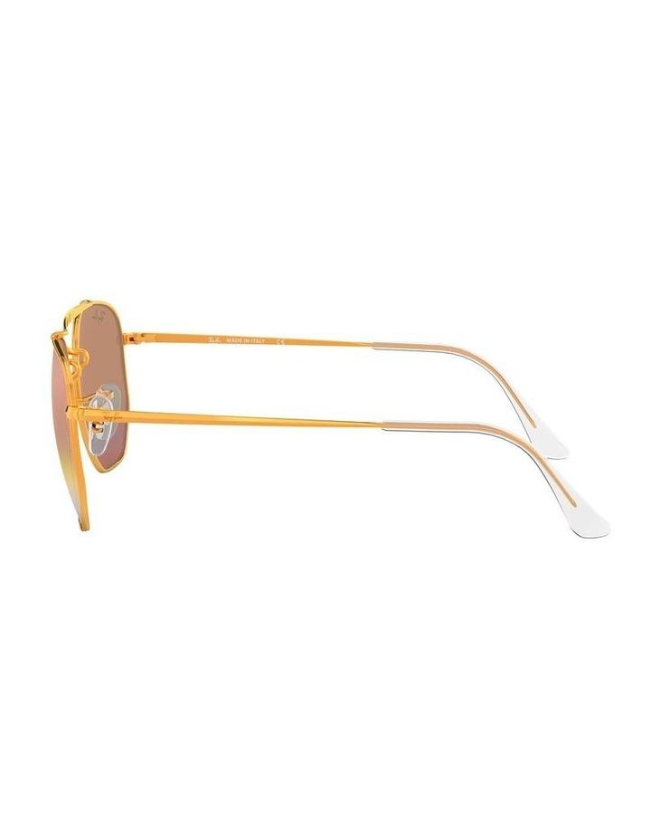 The Marshal Copper Hexagonal Sunglasses 0RB3648 1517424007 image 4