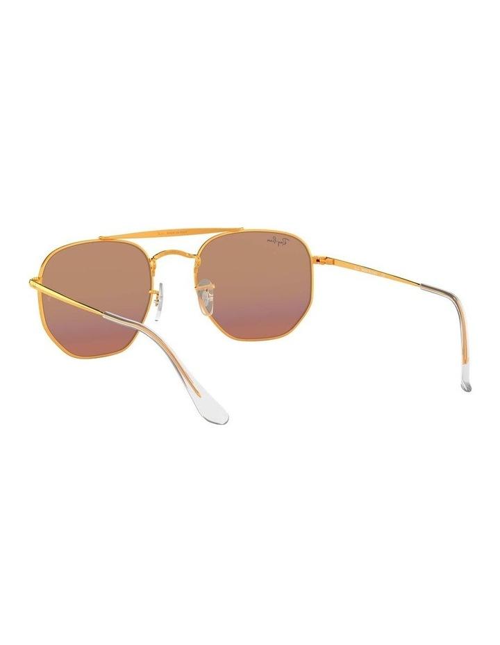 The Marshal Copper Hexagonal Sunglasses 0RB3648 1517424007 image 6