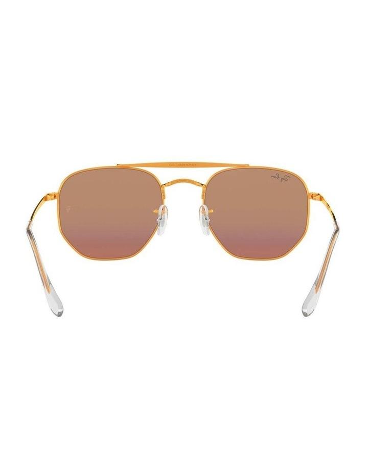 The Marshal Copper Hexagonal Sunglasses 0RB3648 1517424007 image 7
