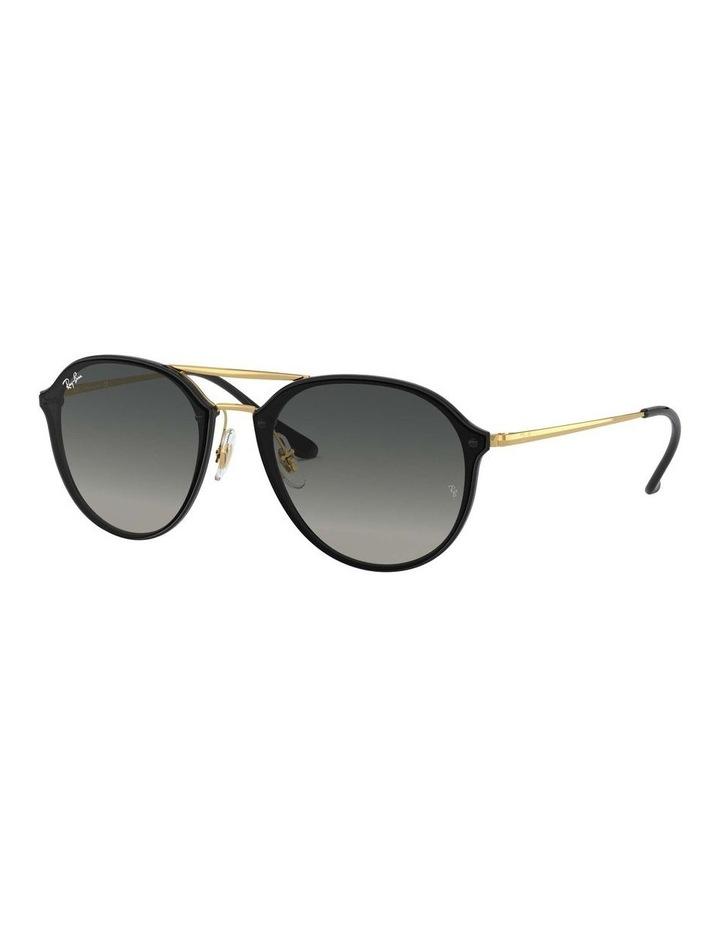 Blaze Doublebridge Black Round Sunglasses 0RB4292N 1517395004 image 1