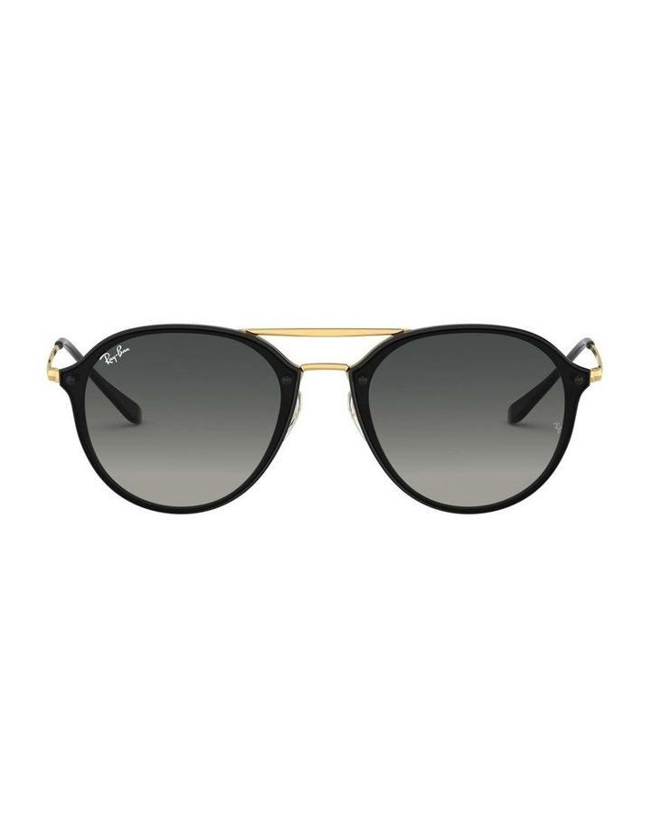 Blaze Doublebridge Black Round Sunglasses 0RB4292N 1517395004 image 2