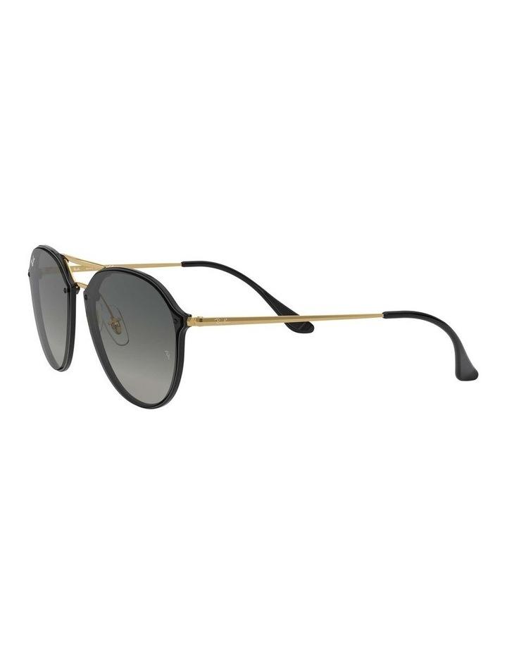Blaze Doublebridge Black Round Sunglasses 0RB4292N 1517395004 image 3