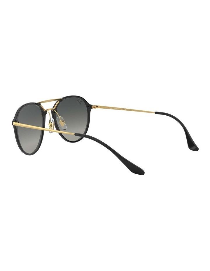 Blaze Doublebridge Black Round Sunglasses 0RB4292N 1517395004 image 5