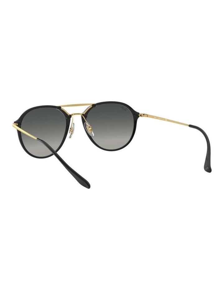 Blaze Doublebridge Black Round Sunglasses 0RB4292N 1517395004 image 6