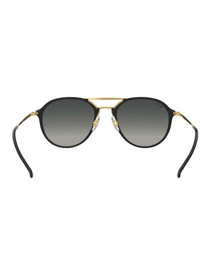 Blaze Doublebridge Black Round Sunglasses 0RB4292N 1517395004 image 7