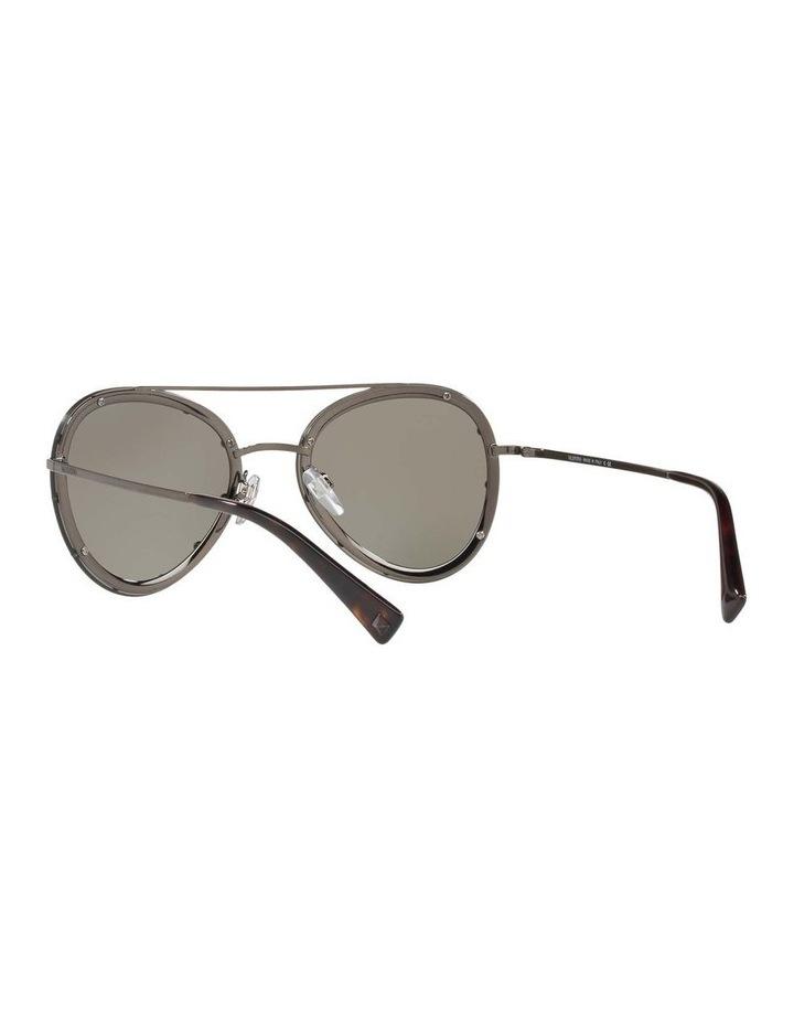 Gunmetal Aviator Sunglasses VA2013 412611 image 6