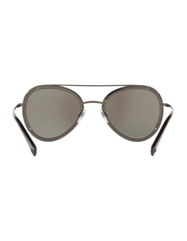 Gunmetal Aviator Sunglasses VA2013 412611 image 7
