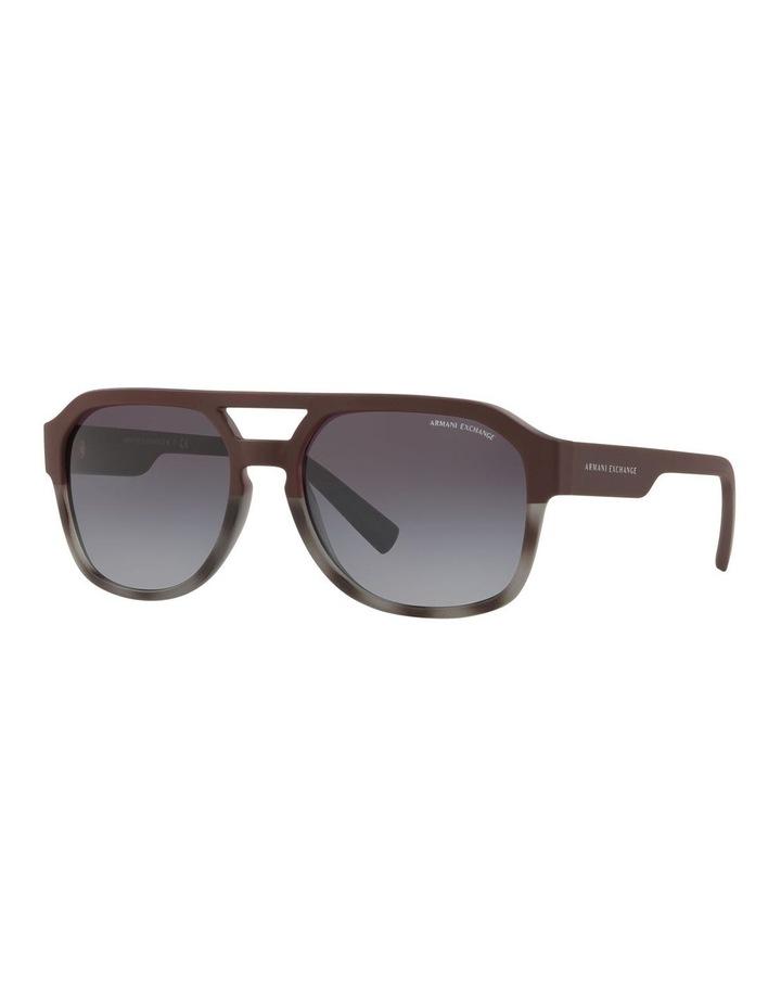 AX4074SF 434317 Sunglasses image 2