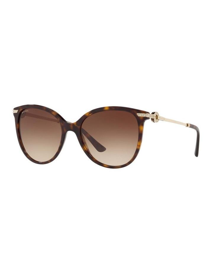 BV8201B Tortoise Oversized Sunglasses 434323 image 1