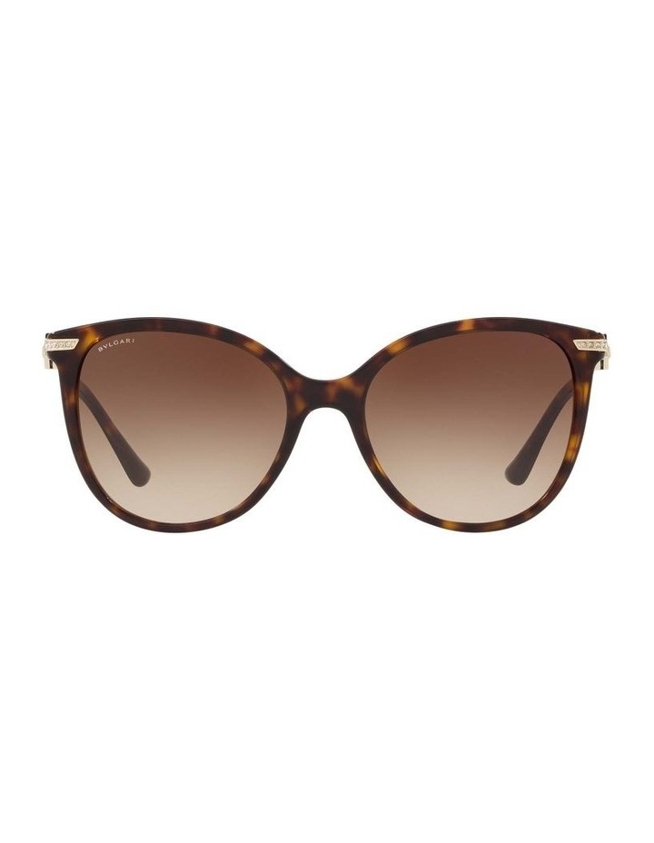 BV8201B Tortoise Oversized Sunglasses 434323 image 2