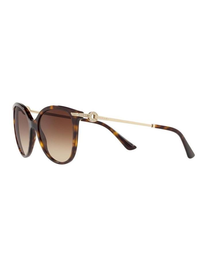 BV8201B Tortoise Oversized Sunglasses 434323 image 3