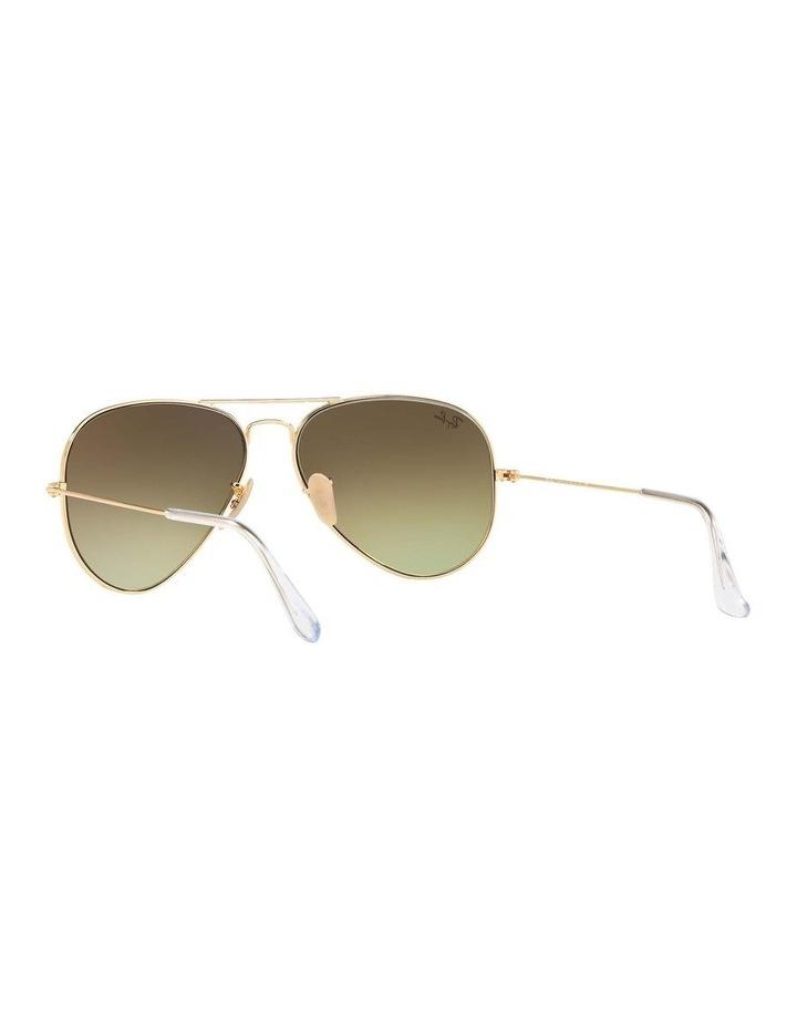 Aviator Large Metal Gold Sunglasses 0RB3025 1062739131 image 6