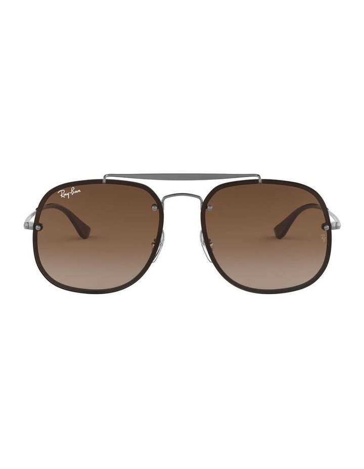 Blaze The General Gunmetal Pilot Sunglasses 0RB3583N 1518554004 image 2