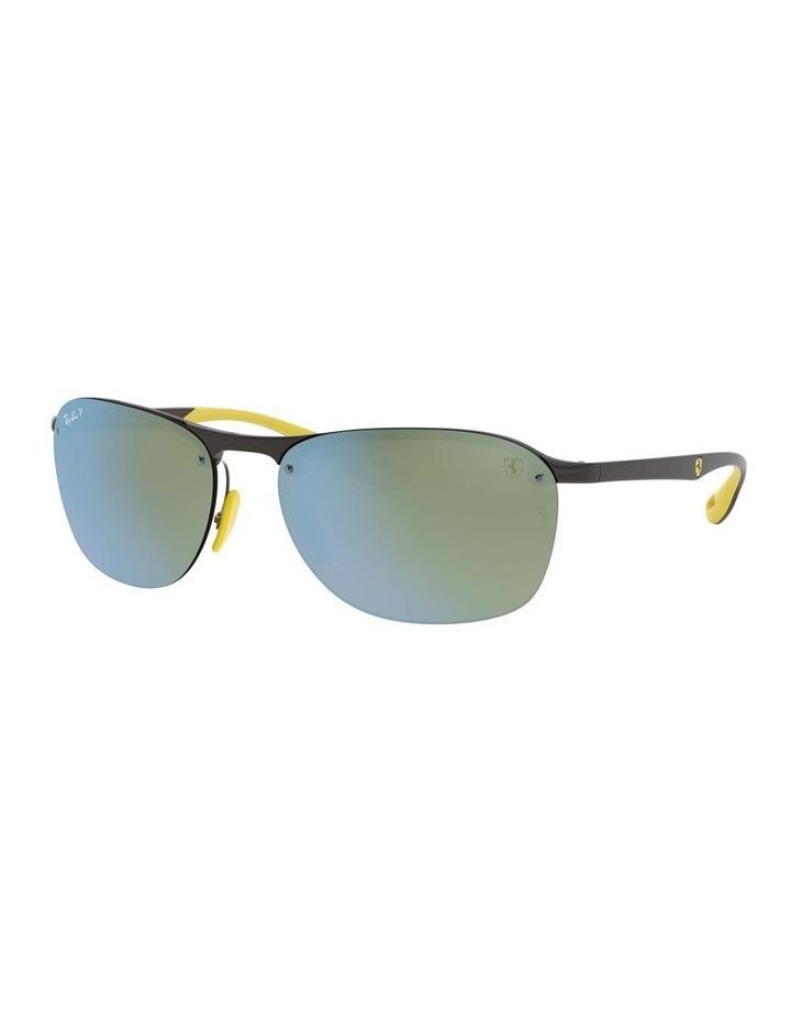 0RB4302M Ferrari 1518506003 Polarised Sunglasses image 1