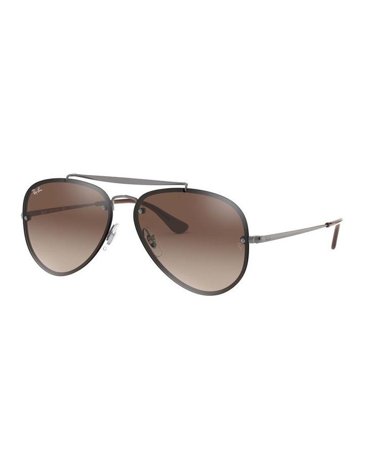 Blaze Aviator Brown Sunglasses 0RB3584N 1517197002 image 1