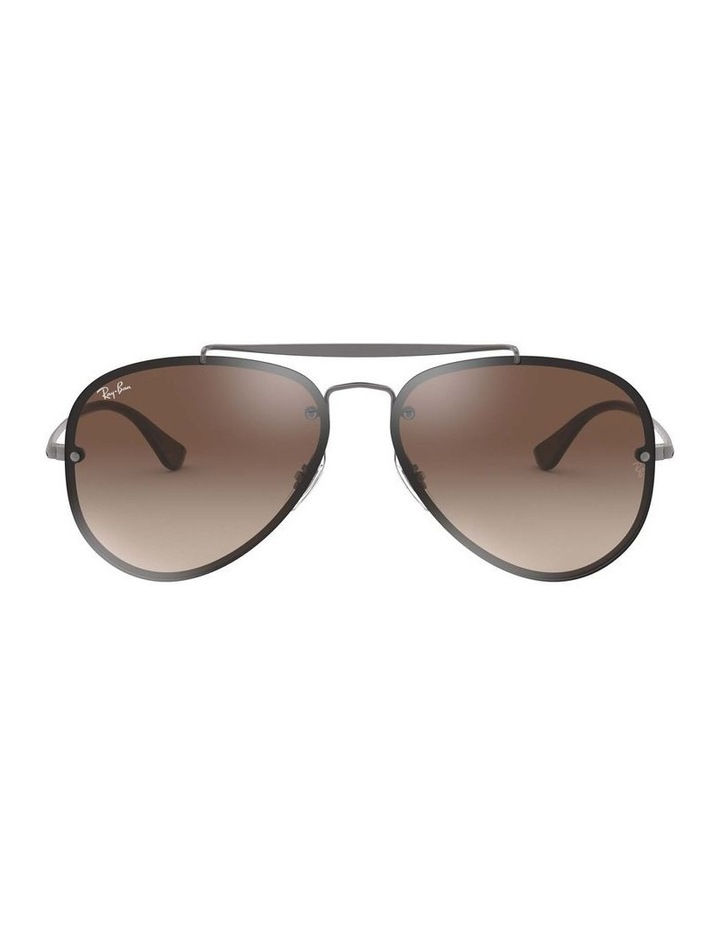 Blaze Aviator Brown Sunglasses 0RB3584N 1517197002 image 2