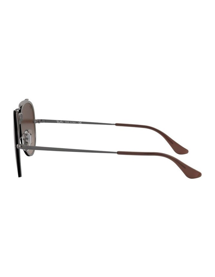 Blaze Aviator Brown Sunglasses 0RB3584N 1517197002 image 4