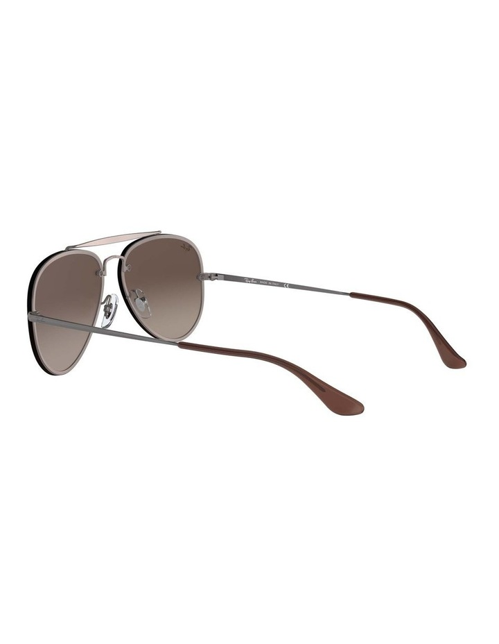 Blaze Aviator Brown Sunglasses 0RB3584N 1517197002 image 5