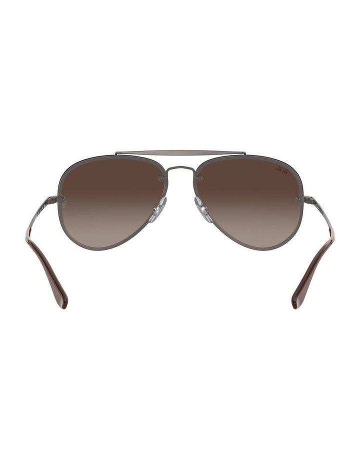 Blaze Aviator Brown Sunglasses 0RB3584N 1517197002 image 7