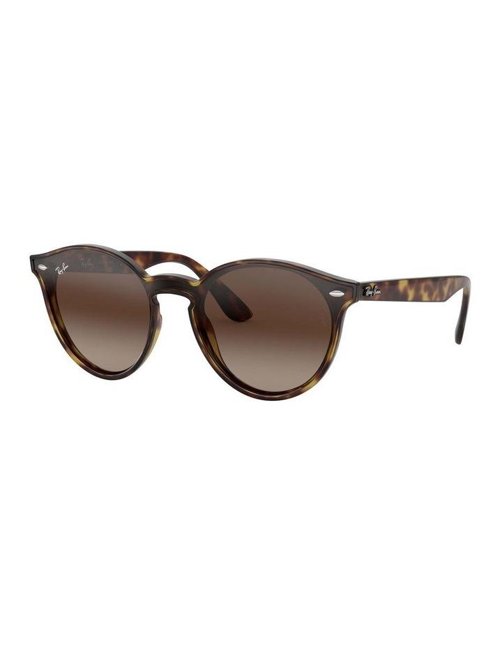Blaze Panthos Brown Keyhole Bridge Sunglasses 0RB4380N 1519241004 image 1