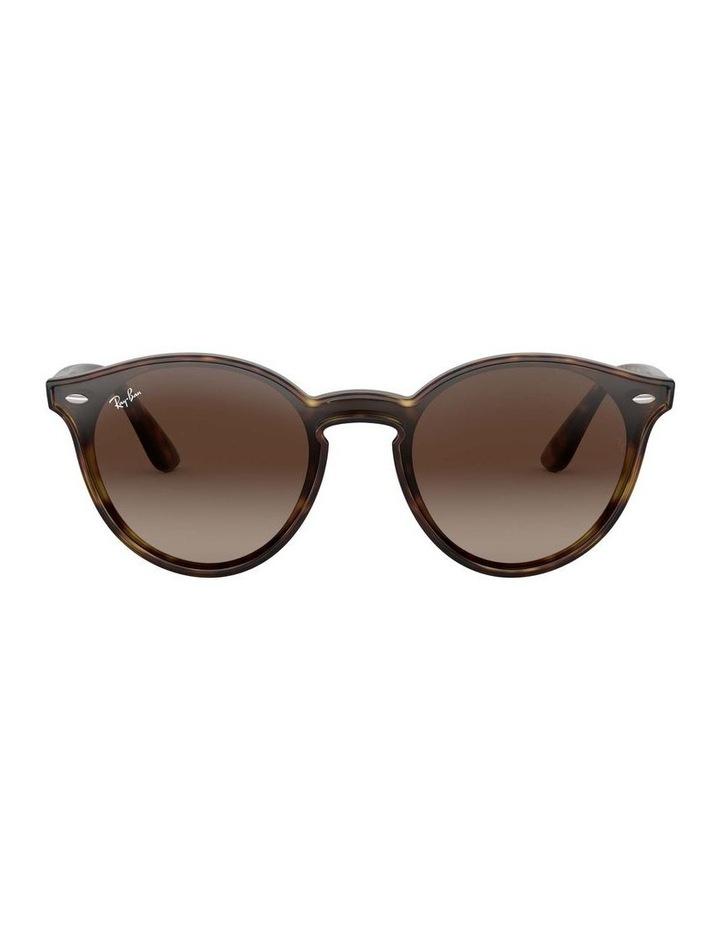 Blaze Panthos Brown Keyhole Bridge Sunglasses 0RB4380N 1519241004 image 2