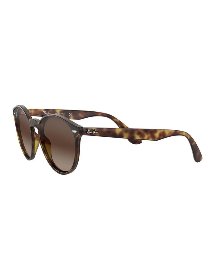 Blaze Panthos Brown Keyhole Bridge Sunglasses 0RB4380N 1519241004 image 3