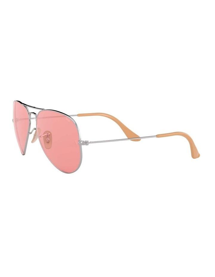 Aviator Large Metal Pink Sunglasses 0RB3025 1062739137 image 3